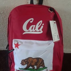 Large kid's Cali backpack. New with tags
